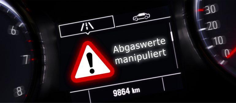 Audi Benziner im Abgasskandal