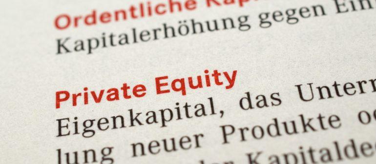 STAR Private Equity IX Web- und Telefonkonferenz für Anleger